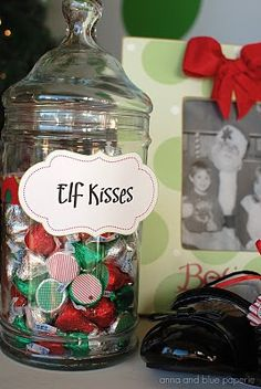 Elf Kisses :o)
