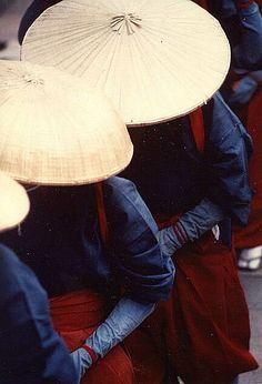 Japan rice planting ceremony ~ Carl Parkes