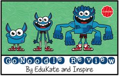 GoNoodle is an amazing FREE website filled with brain break videos for the classroom!  It uses a game-like experience to engage students in movement activities.  The activities include Zumba, yoga, Olympic events, dancing, academic challenges, deep breathing, and more!  The site is ad-free, student friendly, and very engaging.  Stop by my blog to read more about it!
