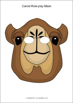 Christmas gift ideas for kids to make red ted art s blog - How To Make Paper Camel Masks Apps Directories