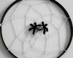 super easy spiderweb craft
