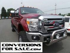 2015 Ford Super Duty F-250 Diesel Lifted Truck