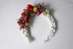braided flower rope