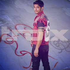 We will never get enough of Tyler Posey.
