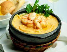 Cazuela de mariscos, receta colombiana Cartagena de Indias | Cartagenadeindiaslive.com