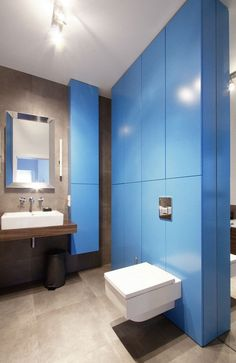Lovely Apartment in Poland Showcasing an Industrial Design Scheme