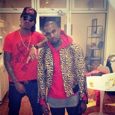Future and Kanye!