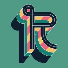 shaun swainland letter, color, monogram, font