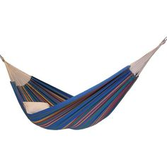 We love the idea of taking a nap in this soft and stylish hammock