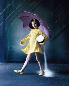 Morton Salt Girl - Costume & Set Design