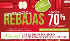 INVIERNO DE REBAJAS EN THE BODY SHOP ANTARA, IMPERDIBLE.