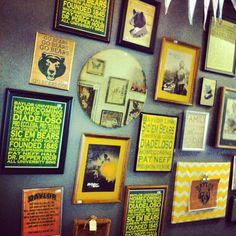 Sic em bears!!! Austintacious is #baylorproud with our wall art! $5-$20 each! Come show your support at Junque Queens