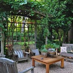 Patio Small Backyard Patio Design, Pictures, Remodel, Decor and Ideas - page 5