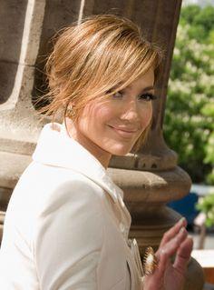 Jennifer Lopez Hair/makeup