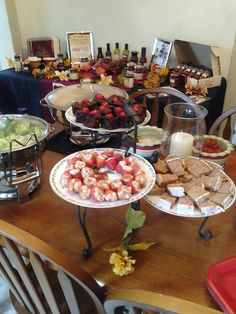 Tastefully simple food you love on pinterest for Easy housewarming party food