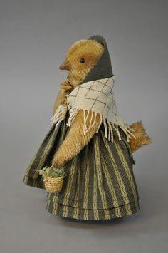 Bird doll (maker unknown)