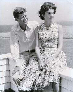 John and Jackie