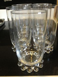 candlewick glasses