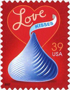 Love Hershey Kiss