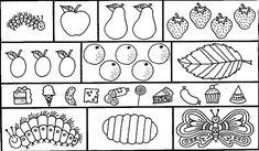 hungry caterpillar, insect, preschool, hungri caterpillar
