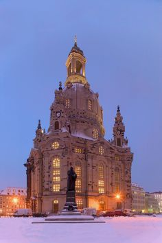 Church of Our Lady (Dresden) Germany