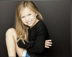 Addisyn S.  First Models and Talent Agency, Inc  Children Modeling, modeling
