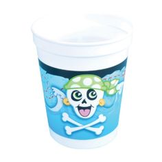 Plastic Pirate Cup (1 Cup) at theBIGzoo.com