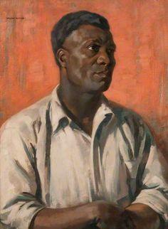 Kentucky Sam by William Hunter (Scottish 1890–1967)  ~Repinned Via Iain