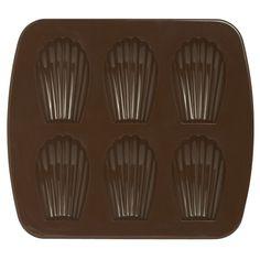 MUJI  - Molde de silicona de escudos en forma de concha 14.50€