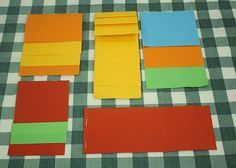 TONS of examples of foldables and mini-books.....