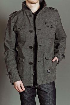 nice herringbone jacket