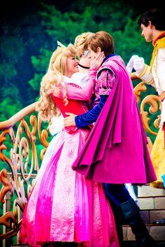Aurora and Phillip <3