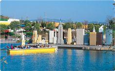 Coast Cruise in Miniland USA at LEGOLAND California!
