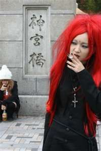 japanese harajuku girl