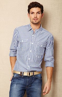 summer stripes    British Indie Clothing - AcquireGarms.com