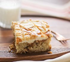 Butter Pecan Caramel Cake Recipe Photo