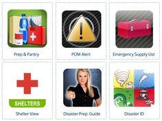 6 Apps For Emergency Preparedness
