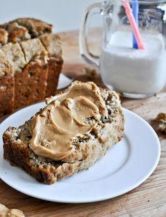 Yum Alert: Bacon Peanut Butter Banana Bread