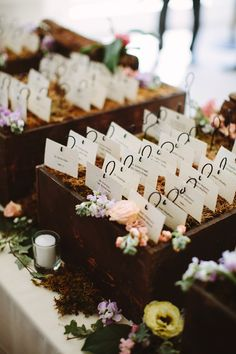 table cards, wedding seating charts, escort cards, wedding detail card, seat chart, seating card setup, garden weddings