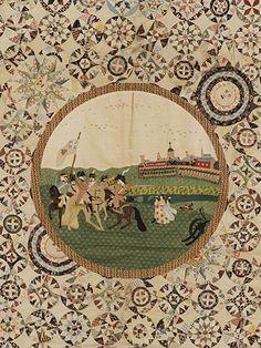 V quilt, London: 1804-05