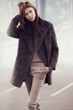 Karlie Kloss for Mango - Fall 2012