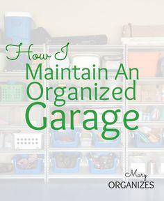 garag dream, garag cleanup, garag organ, basement, organized garage, organ garag