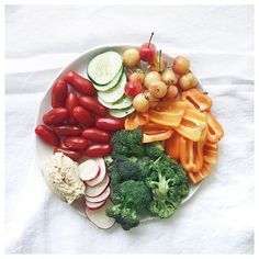 Ultimate snack plate