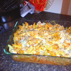 Penne a la Vodka & Chicken Casserole Sauce: You can buy sauce already ...