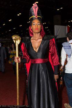 oh my gosh! Lady Jafar!!