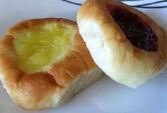 My mom could make a mean kolache.  I'm going to try, in her memory.  <3  Kolache