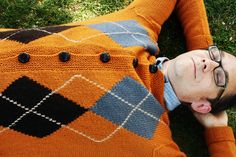 At your leisure Cardigan: Knitty Deep Fall 2012