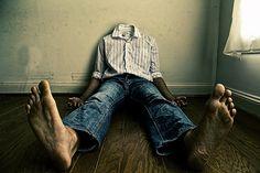 """Losing my Head"" by Christian Hopkins ""Capt. Truffles"" on Flickr"