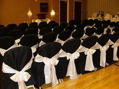chair covers, young woman, young women, black white, women idea, oreo truffles, yw idea