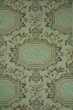 Pin by Darlene Clement on French Vintage Wallpaper